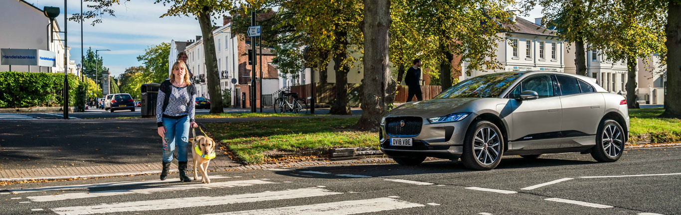 Jaguar protects vulnerable road users with new I-PACE audio system