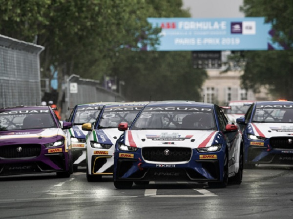 I-PACE eTROPHY R6: Bryan Sellers takes charge in the race for the drivers' championship