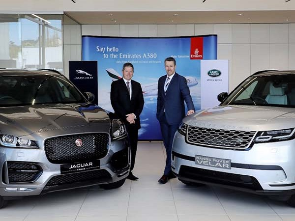 Jaguar Land Rover New Zealand forms loyalty scheme with Emirates