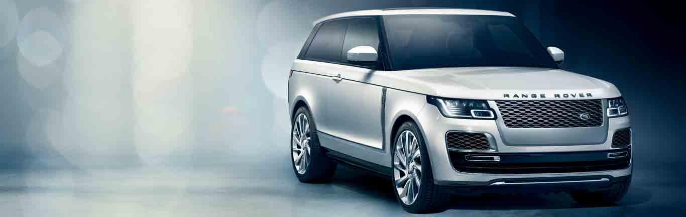 Range Rover SV Coupé wins prestigious US design award