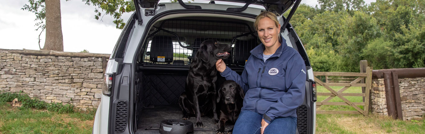 Land Rover ambassador Zara Tindall sets sights on the Olympic Games