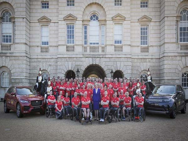 Jaguar Land Rover duo chosen to represent Team UK at 2018 Invictus Games