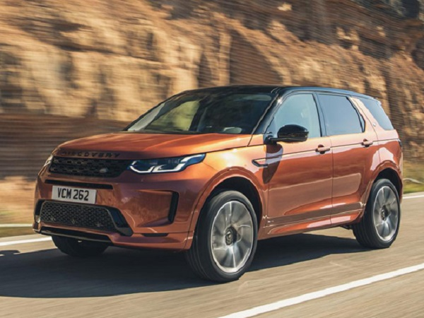 New Discovery Sport showcases its family SUV credentials to the world's media