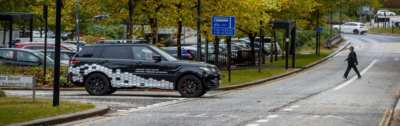 Invictus Games athletes gain an insight into the future of autonomous cars