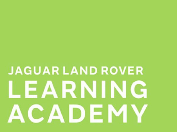 The Jaguar Land Rover Learning Academy is here