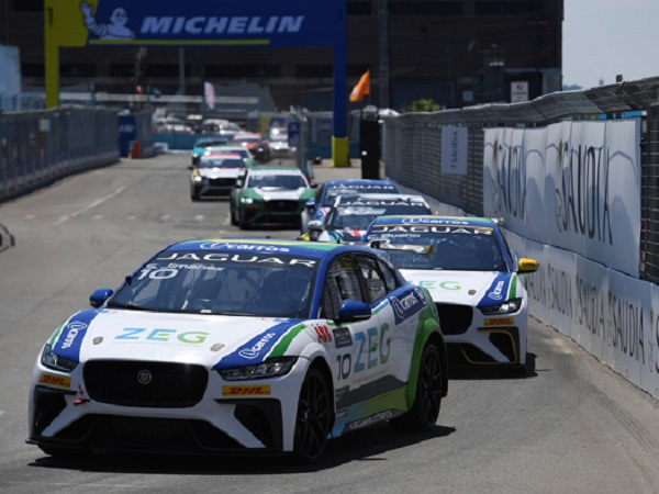Sérgio Jimenez storms home in New York to claim inaugural I-PACE eTROPHY title