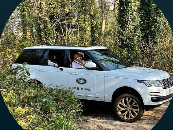 TIMES RADIO BROADCASTS FROM THE HOME OF RANGE ROVER