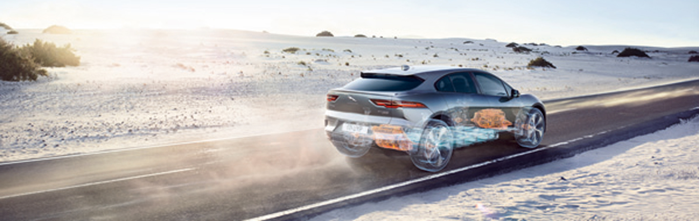 Jaguar I-PACE does the treble at the International Engine + Powertrain of the Year Awards