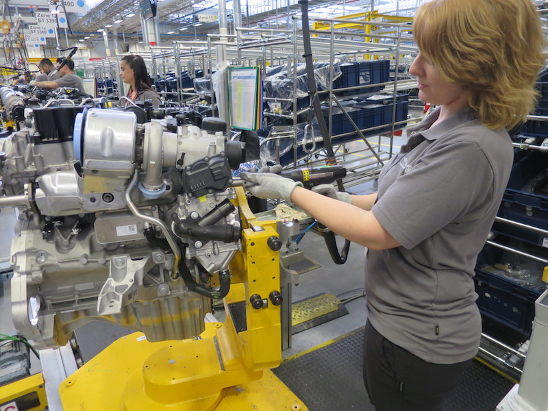 Engine Plant Is On The Lookout For More Women To Join Its
