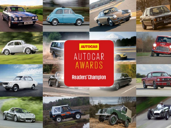 Icon of icons: the XJ, Land Rover and Range Rover shortlisted for reader's award