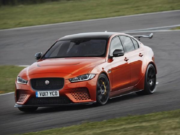 Jaguar XE SV Project 8 races ahead with unique 3D printed parts