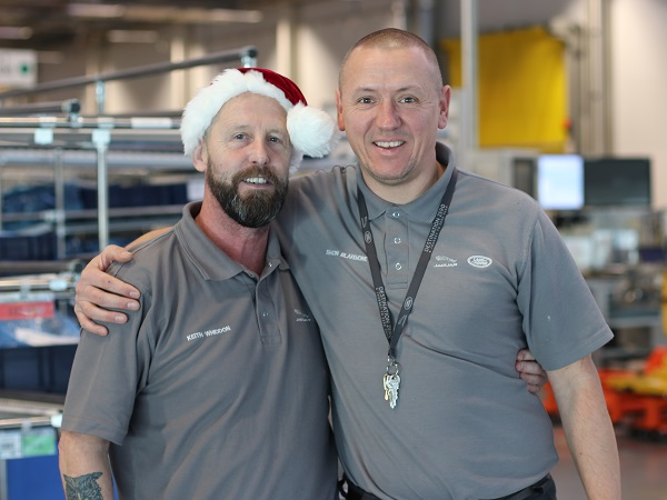 12 days of Christmas at the EMC