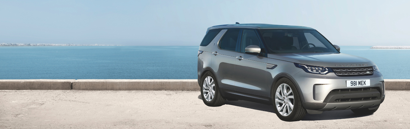 Land Rover celebrates 30 years of Discovery with 'Anniversary Edition' model