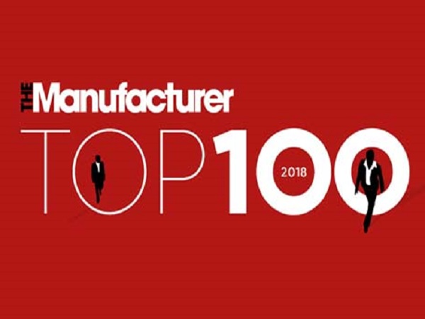 Seven brilliant colleagues recognised in The Manufacturer Top 100 list