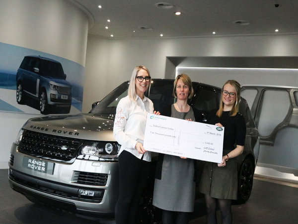 Solihull employees support local charity