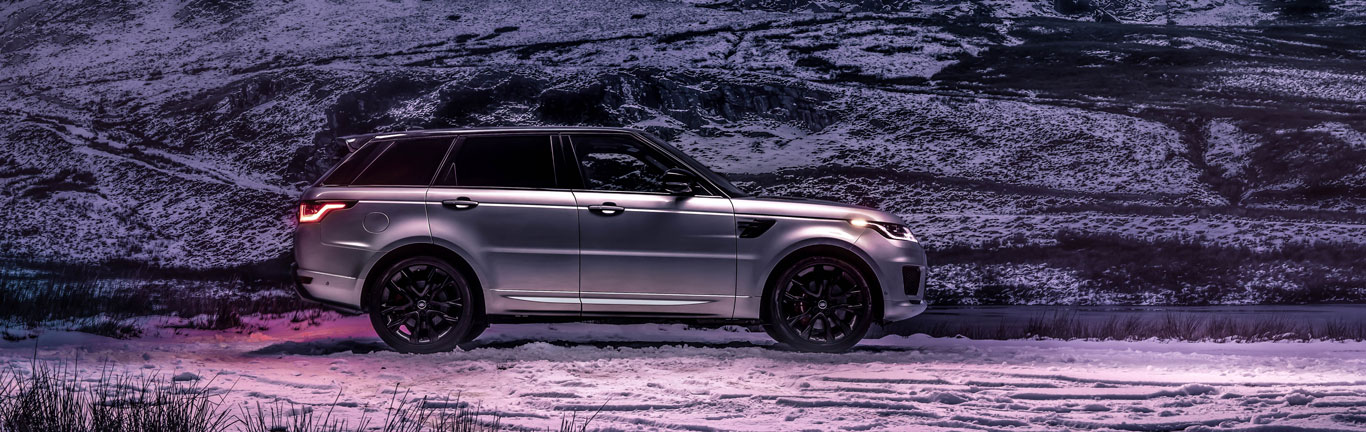 Range Rover Sport HST uses new, powerful, straight-six Ingenium petrol engine