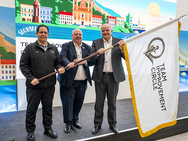 Slovakia Hosts The 2019 Team Improvement Circle Global Convention