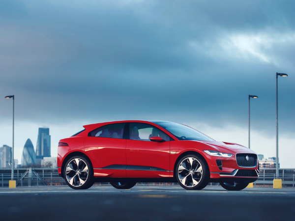 Cast Your Vote: Jaguar I-PACE Nominated for What Car? Reader Award
