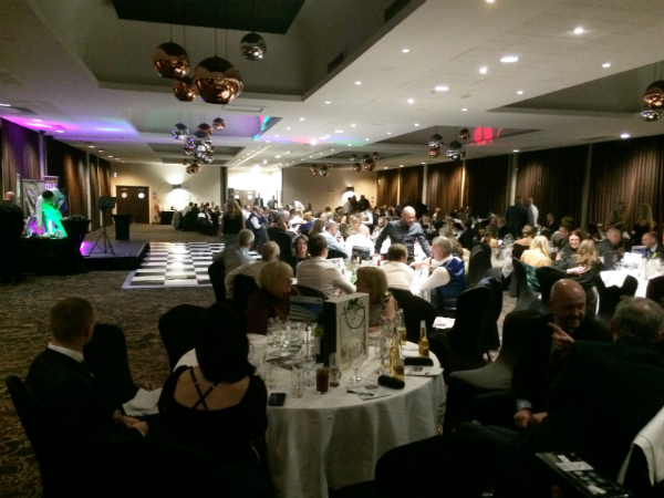 HALEWOOD CHARITY DINNER DANCE A HUGE SUCCESS