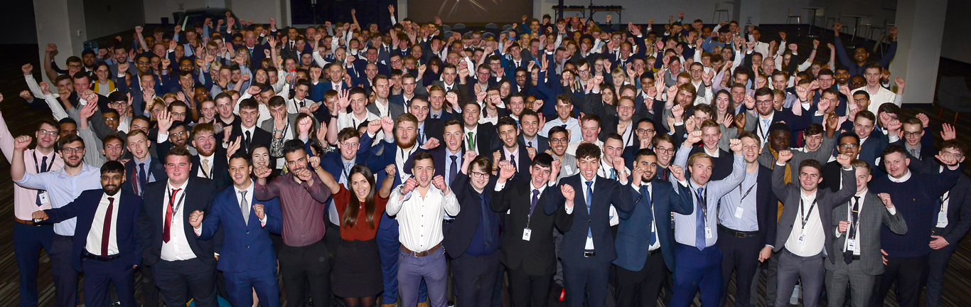 Class of 2019: Jaguar Land Rover welcomes its new graduates and apprentices