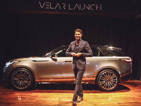 Range Rover Velar Launched in Brazil at Exclusive Party