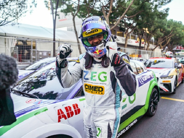 Jaguar Brazil Racing turns up the heat in Monaco