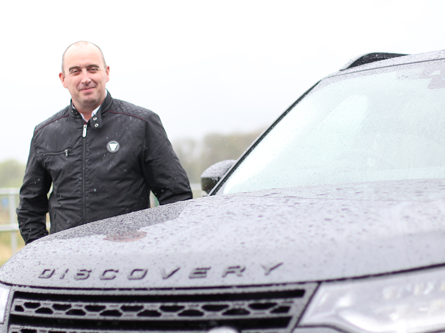 Showers lead to Bath for latest YOUR JLR app winner