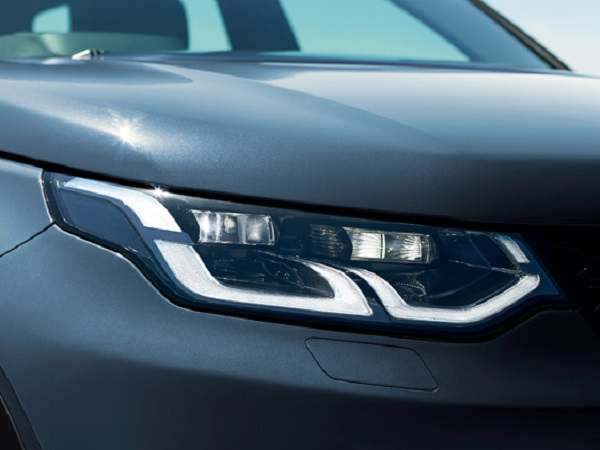 New Discovery Sport: Intelligent design with the family in mind