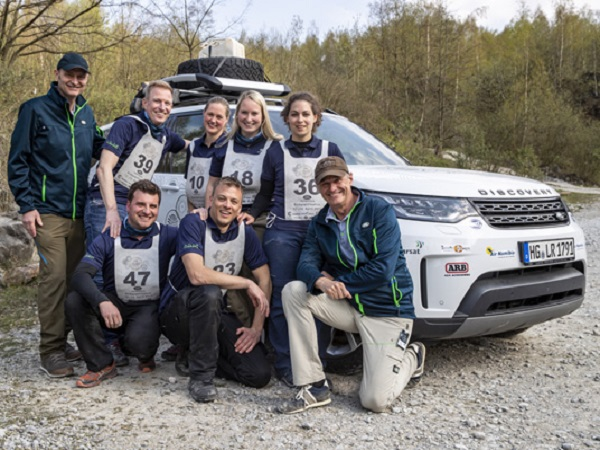 Final six chosen to take on Germany's Land Rover Experience Tour of Africa