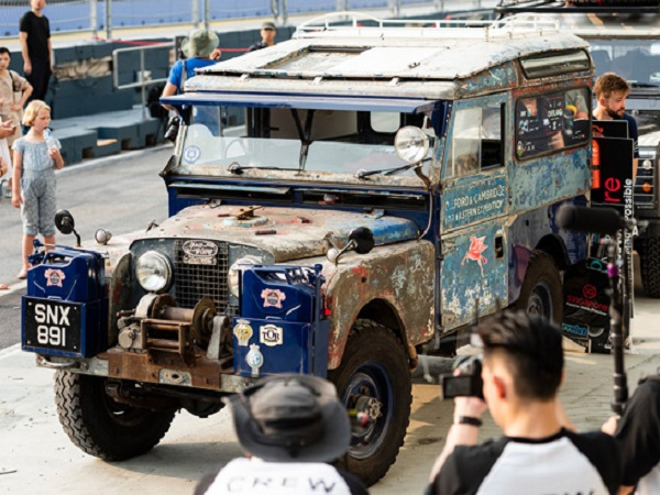 The Last Overland: Oxford embarks on final expedition from Singapore to the UK