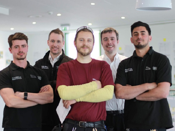 Meet the Sticky Wickets TIC Team