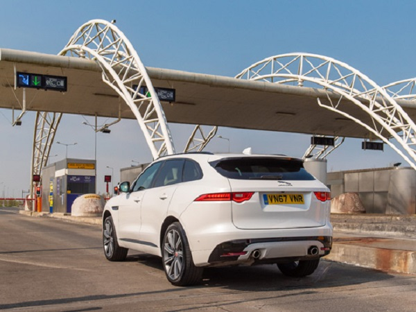 Jaguar Land Rover helps you earn money while you drive