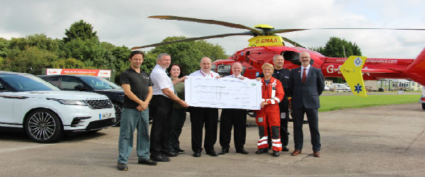 Solihull Workforce Support Life Saving Charity