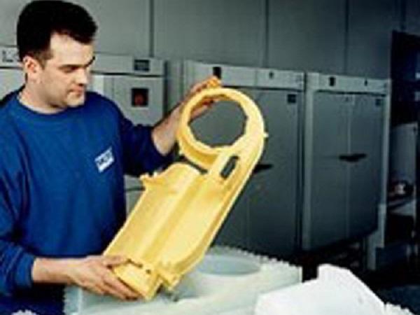 Jaguar Land Rover's history of 3D printing