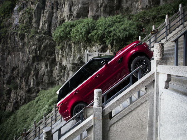 The 35 steps that led the Range Rover Sport PHEV on the road to Heaven's Gate