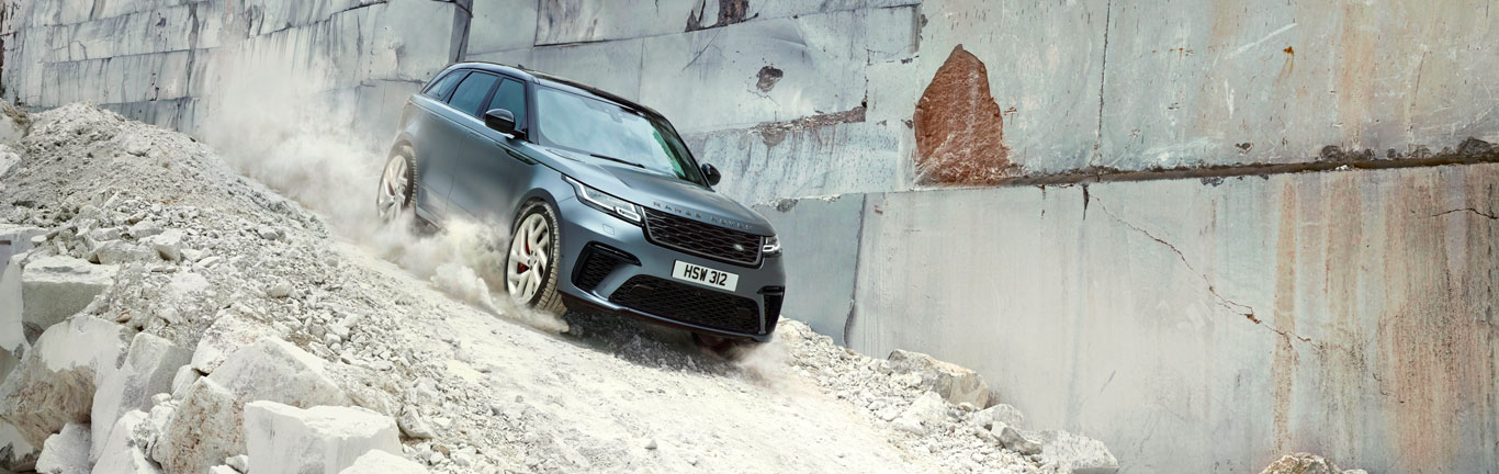 SVAutobiography Dynamic Edition brings more power and refinement to the Velar family