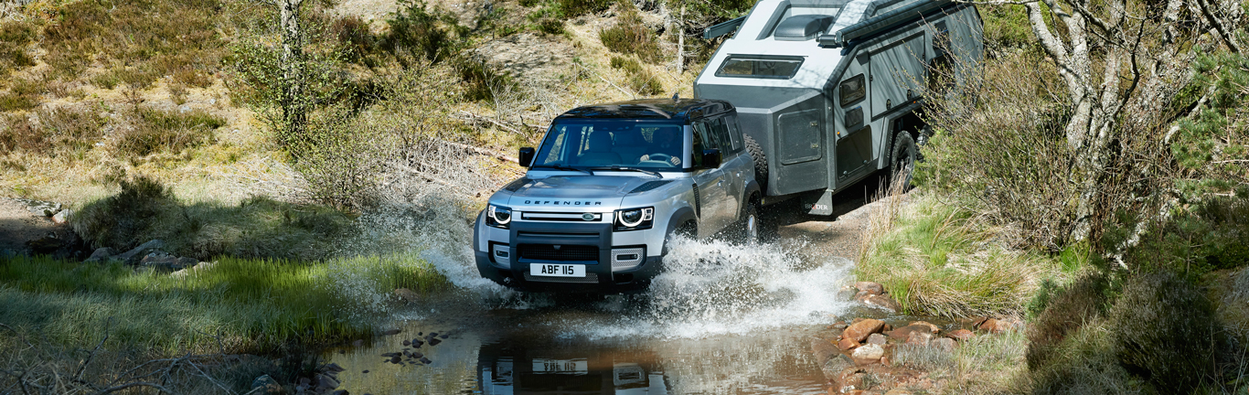 New Defender redefines the toughness and versatility of its predecessors