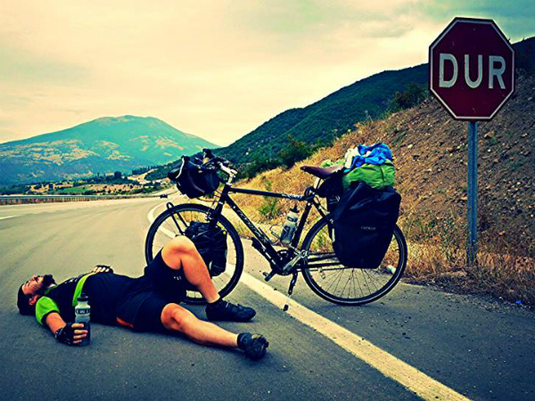 Meet the cycling scouser