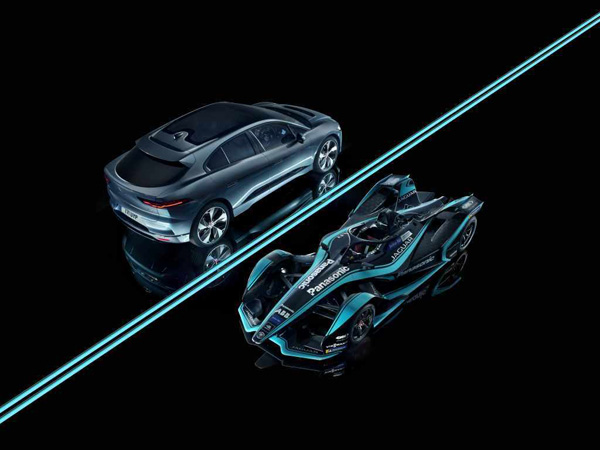 Jaguar and Panasonic to charge up the public's interest in sustainability