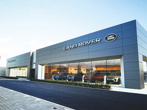 Jaguar Land Rover reports rise in fiscal year sales