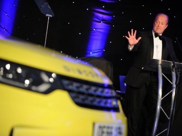 Discovery Takes the High Road with Scottish Car of the Year Award