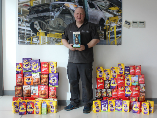 AN EGG-CELLENT WAY TO HELP ALDER HEY THIS EASTER- PLEASE DONATE £1!