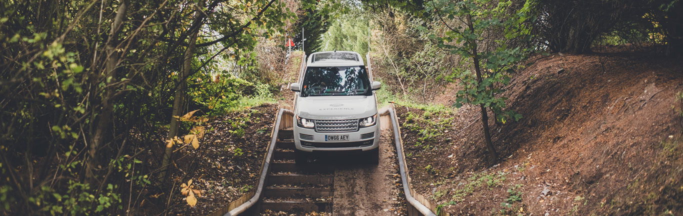 Jaguar Land Rover Experience team gives a million customers adventures to remember