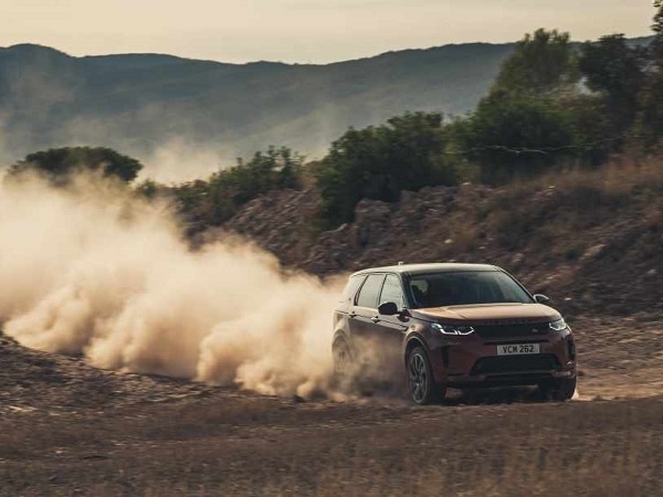 New Land Rover Discovery Sport - First Drives