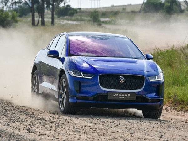 South Africa charges up media interest in the I-PACE ahead of launch
