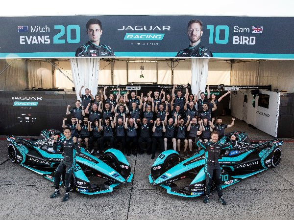 JAGUAR RACING FINISHES SECOND IN SEASON SEVEN