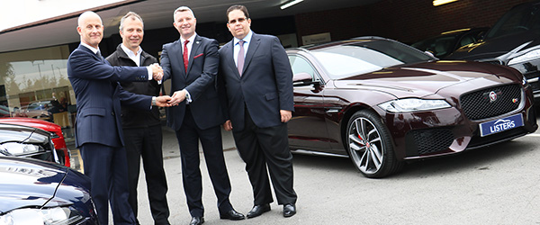 Castle Bromwich Celebrate Another Sportbrake Milestone