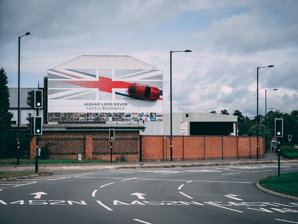 MARK TROWBRIDGE TALKS ABOUT OUR 'CAR ON THE WALL' REFRESH