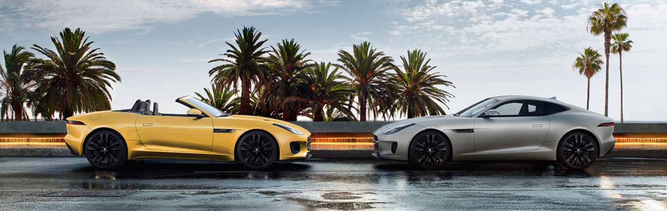 200 Limited Edition Jaguar F-TYPEs created for the German market