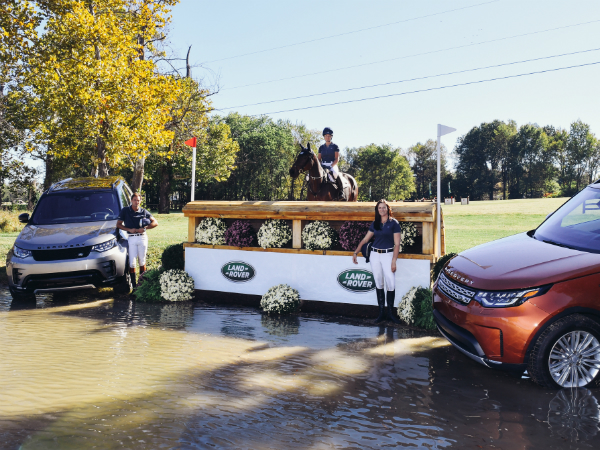 Land Rover North America Announces Title Sponsorship of Kentucky Three-Day Event